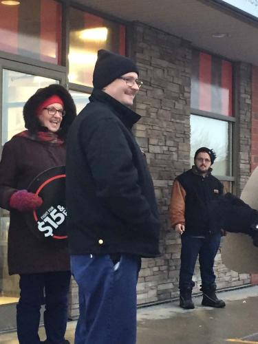 Doug and Marion
