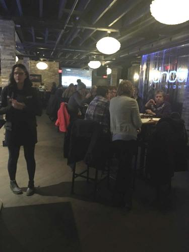 Almost ready to start