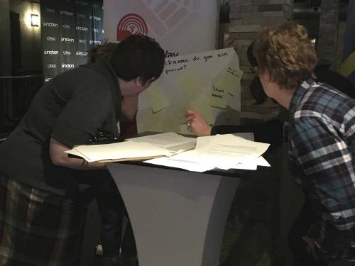 Checking out the answers