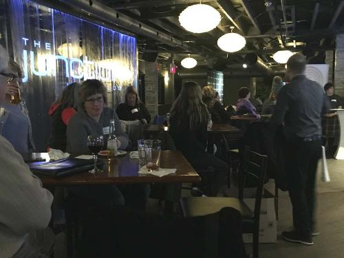 Crowd shot