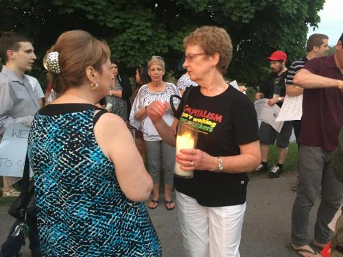 Gathering on the Millenial Trail